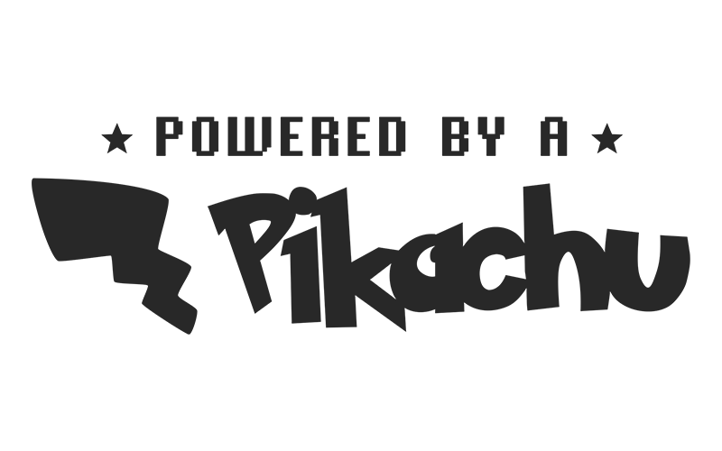decal-pikachu